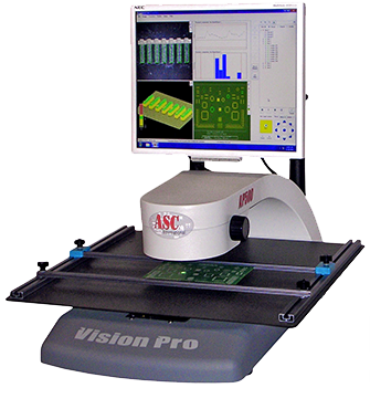display VisionProAP500 SMT & SPI - Automated AOI