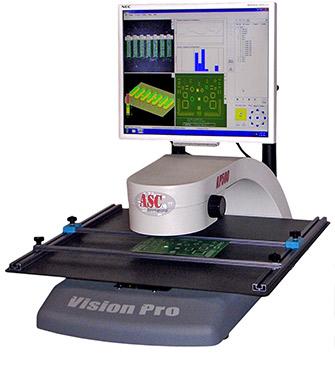 vision pro m300 main SMT & SPI - Automated AOI