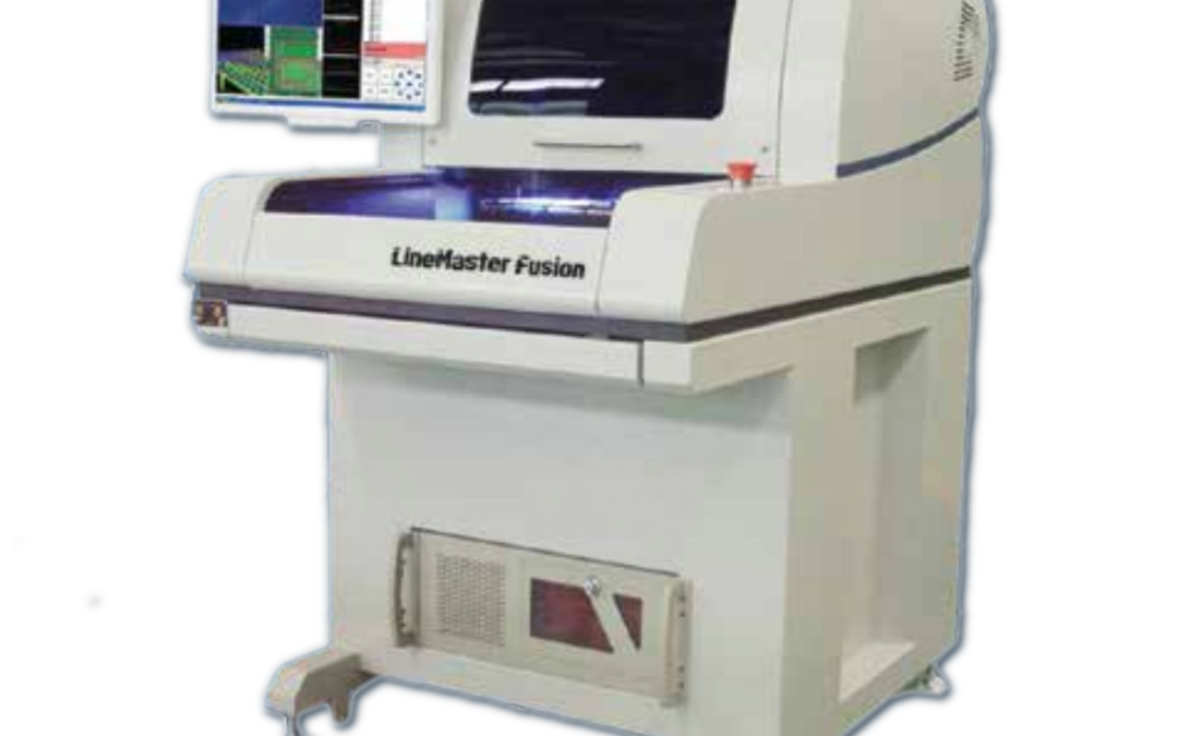 LineMaster Fusion – 3D SPI / AOI Dual Mode Solution